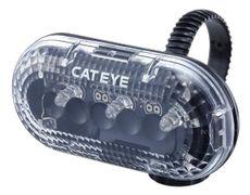 Koplamp CatEye LD130 LED/batterij (op stuur)
