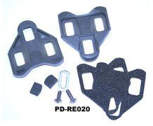 Schoenplaatset clipless pedalen Grijs PD-RE020