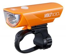 CatEye Volt100 LED koplamp (Koga passing) USB oplaadbaar
