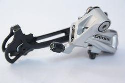 Achterderailleur Deore RD-M591 9V SGS - zilver