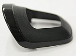 Topkap Fenderlight Vision koplamp V/2 zwart