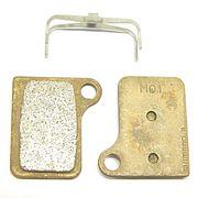 Shimano schijfremblokken M01 METAL BR-M555
