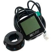 Display LCD Impulse klein model met stuurbediening
