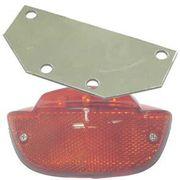 Achterlicht adapter 30 mm. drager naar 80 mm. achterlicht