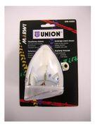 Koplamp Union Classic chroom (werkt op dynamo)