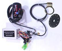 Ombouwkit e-bike (controller, display, sensor) 36V