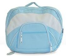 FastRider Ladies laptoptas bruma blue 15l.