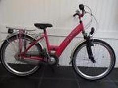 Gazelle Road Cruiser, Hot pink