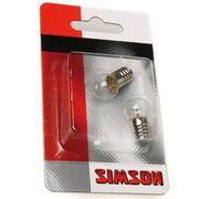 LAMP 6V FIETS VOOR SIMSON 020651