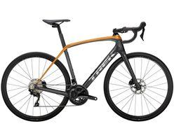 Trek Domane SL 5, Lithium Grey/Factory Orange