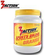 3Action Sports Drink - 500g (Orange)