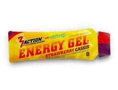3Action Energy Gel 34g -Strawberry