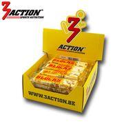 3Action Nougat Blocks 39g - per stuk