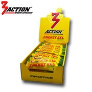 3Action Energy Gel Lemon 34g - per stuk