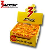 3Action Hydration Tabs Orange - 20 tabs