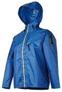 Regenpak jongens splash blauw 152