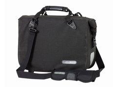 Tas achter office bag hivis l f70952 zwart refl. q