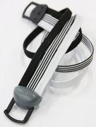 Snelbinder power 28 inch black white