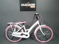 Loekie SUPERSTAR, White/pink