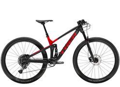 Trek Top Fuel 8, Matte Trek Black/Gloss Viper R
