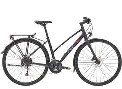 Trek Fx 3 Equipped Stagger, Voodoo Trek Black