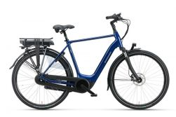 Batavus Finez E-go® Active Plus, Mountainlake blauw
