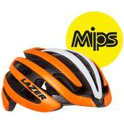 Lazer Helm Z1 MIPS Mat Fluor Oranje Wit S