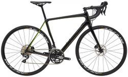 Cannondale 700 M Synapse Crb Disc Ult AGR 58, Jet Black w/ Anthracite and Ac