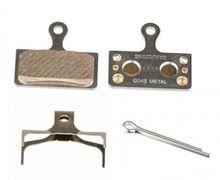 Remblokset G04S Metal BR-M8000