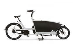 Urban Arrow Family Bosch Active Plus Disc 400Wh , wit