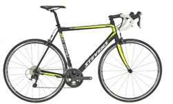 Stevens Rennrad San Remo 17 60 velvet black, Velvet black
