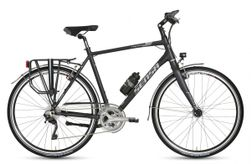 Sensa Travel Lite V30 Full LX Gent, Matt Black + Grey