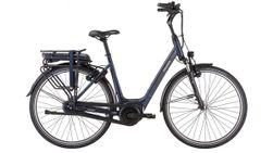 PEGASUS Siena E7F Plus, Dark Blue Grey Matt/black Matt