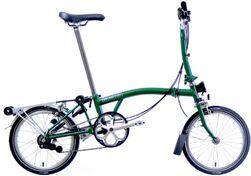 Brompton H2LN, Racing Green / Racing Green