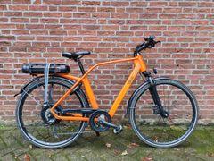 Qwic RD9, oranje