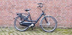 Postbike N3, Zwart mat