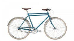 Excelsior Vintage blauw 2020