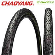 28x1 5/8x1 3/8 E-Liner Urban E50 zwart RS met 5mm