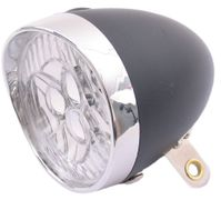 Koplamp Retro 3 Led incl. batterijen -