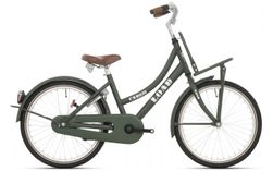 "Bikefun Load 20"" meisjesfiets met remnaaf - kaki"