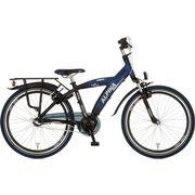 Alpina Yabber, Sporty Blue Matt - Jet Black M