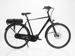 Multicycle Noble EM H53 Metro Black Glossy