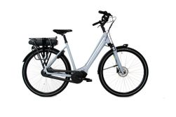 Multicycle Solo Emi 400wh Shimano, Jet Blue Satin