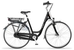 Multicycle Tour Incl 500wH, Black Satin