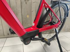 Kettler Quadriga P5 FL 500wH, Red