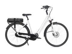 Multicycle Noble Em dubbel 500wH, Zwart