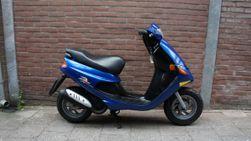 Peugeot Zenith, blauw
