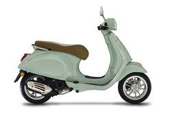 Vespa Primavera 50, zie kleuren