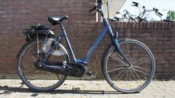 Sparta M8b 500wH Bosch Active plus , Be-onebleu/black Matte