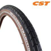 28x1.75x2 Classic Tradition 570789 zwart/bruin RS